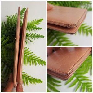 CHANEL Bags - Chanel Camellia Light Pink Lambskin Wallet